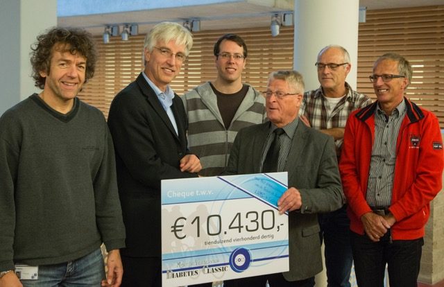 151015-Diabetesclassic Cheque