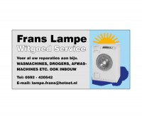 Frans Lampe Witgoedservice